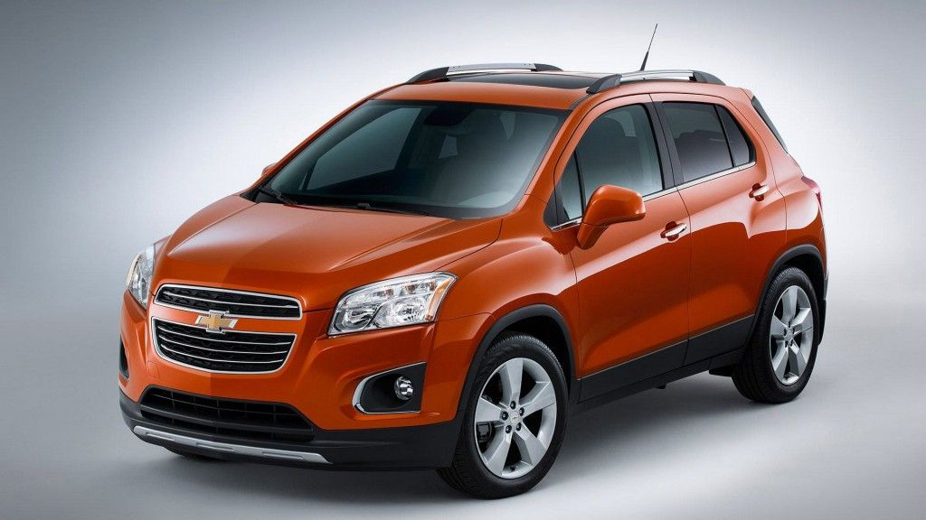 2015 Trax Small Suv Exterior Pictures Chevrolet Chevrolet