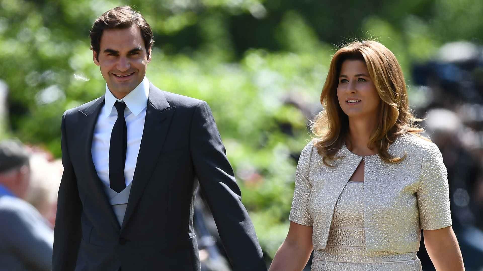 Roger And Mirka Federer Make Big Donation To Vulnerable