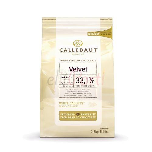 Callebaut Beyaz Velvet Çikolata - 89.50 ₺