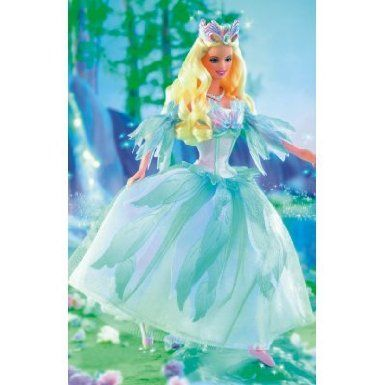 Swan Lake Barbie As Odette The Swan Princess