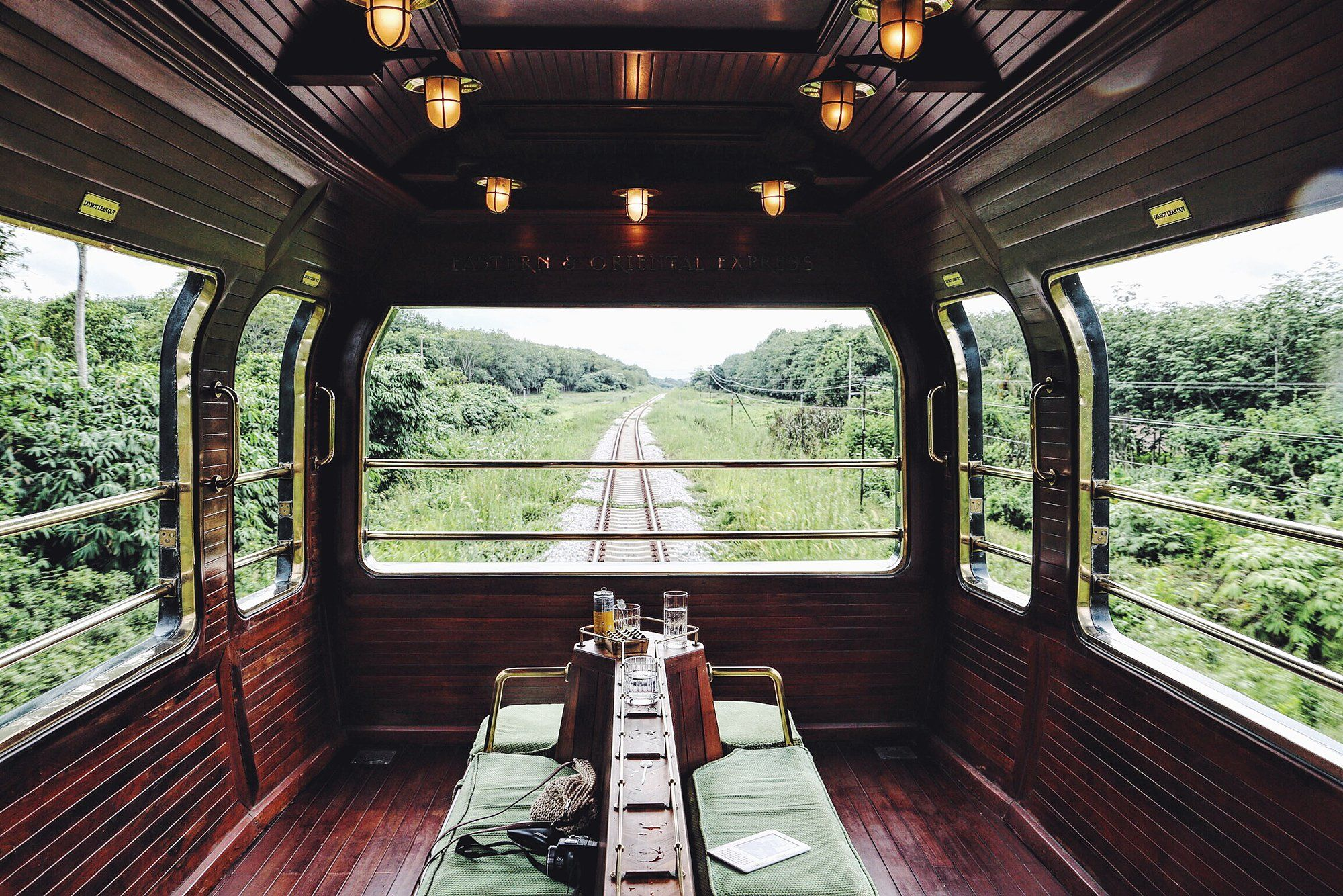 An OldWorld Train Journey Through Southeast Asia Travel