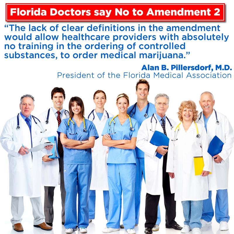 Florida Medical Association OPPOSES The Florida