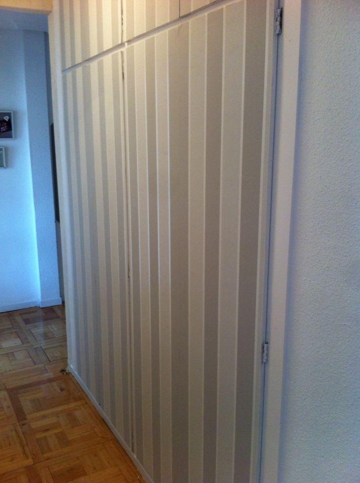 empapelar y pintar armario viejo el resultado