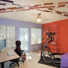 Office combo exercise room layout silversage in
