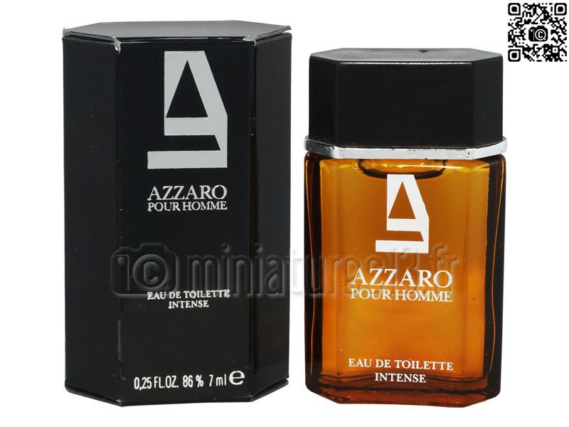 7mlLoris Miniature Azzaro De Intenseeau Pour Homme Toilette 08wnPOkX