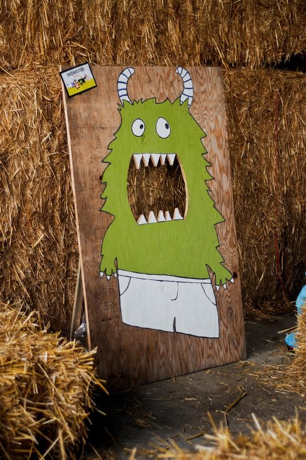 monster cornhole!