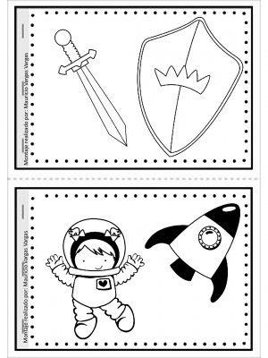 Mi pequeño gran libro para colorear y dibujar (4) | Library School ...