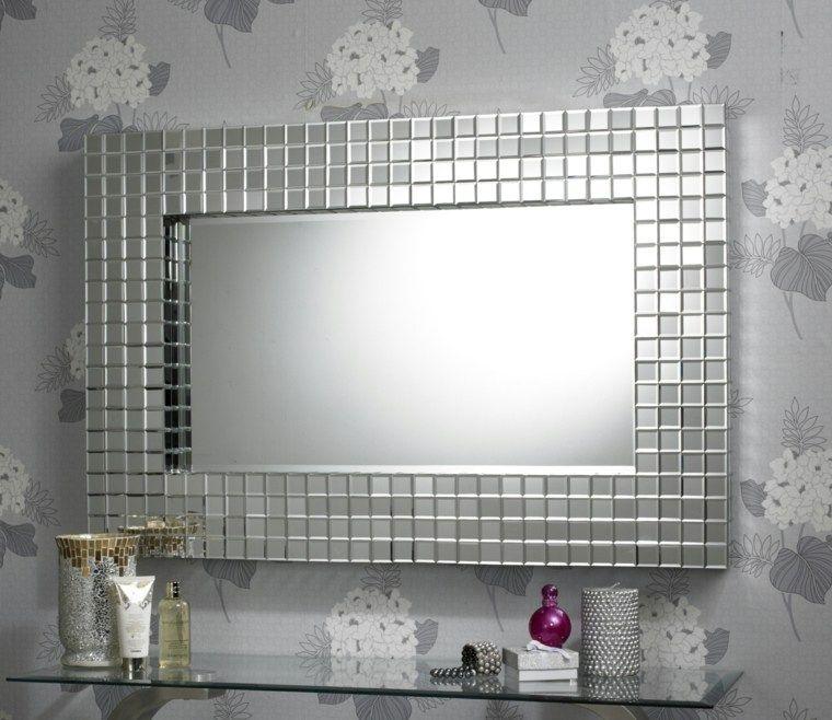 Miroir Art déco : la réflexion de l\'art déco dans le miroir pour un ...