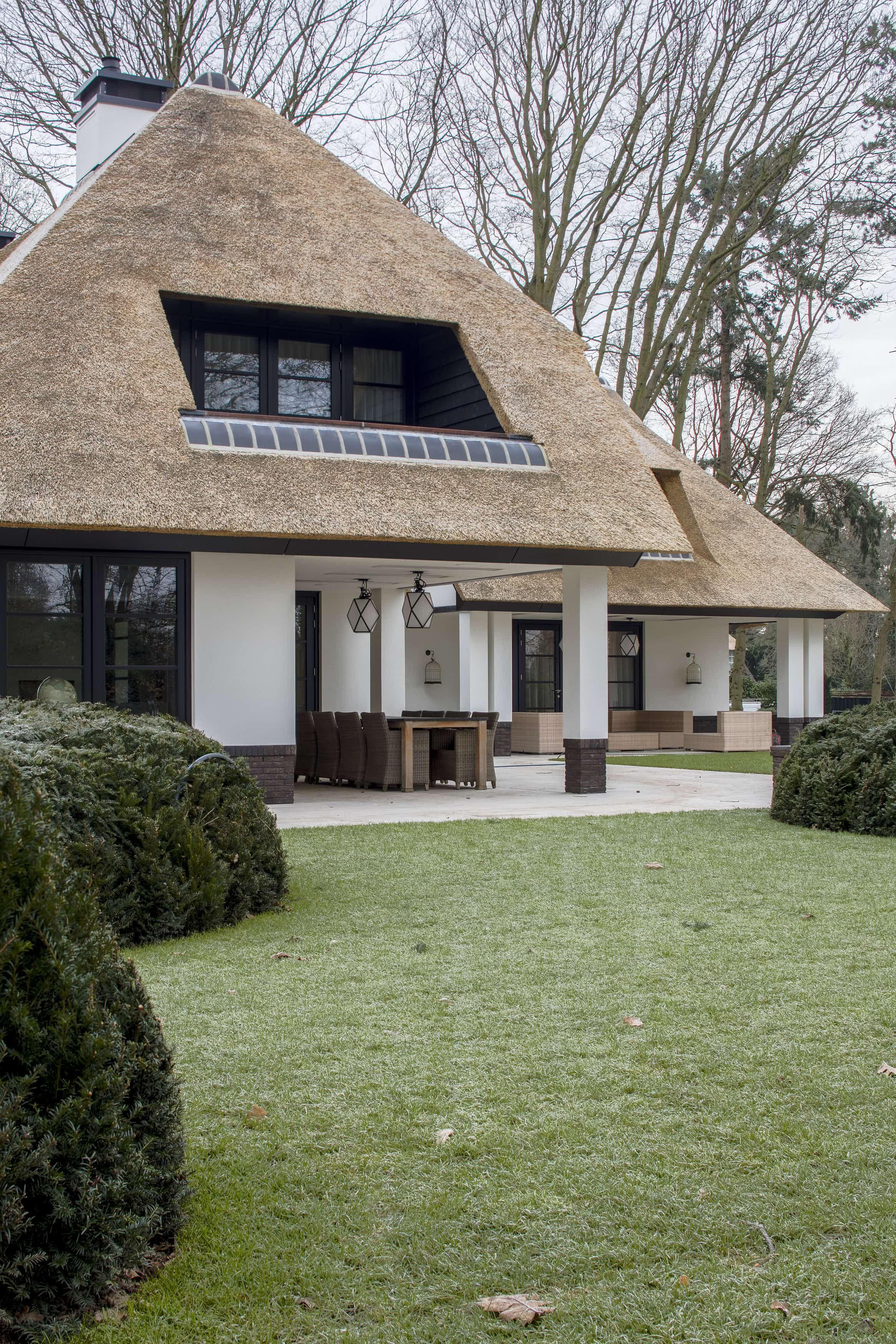 The Netherlands | Stunning Exteriors - House design, House ...