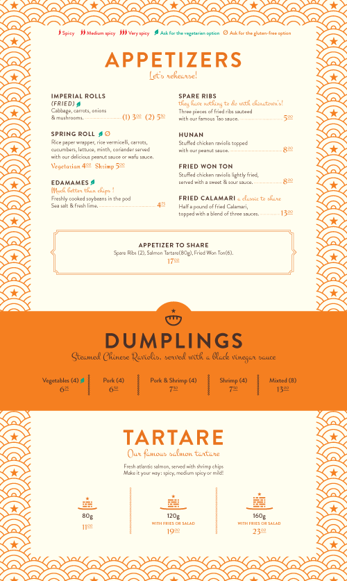 Pin By Jacqui Rhinehart On D B Menu Layout Menu Design