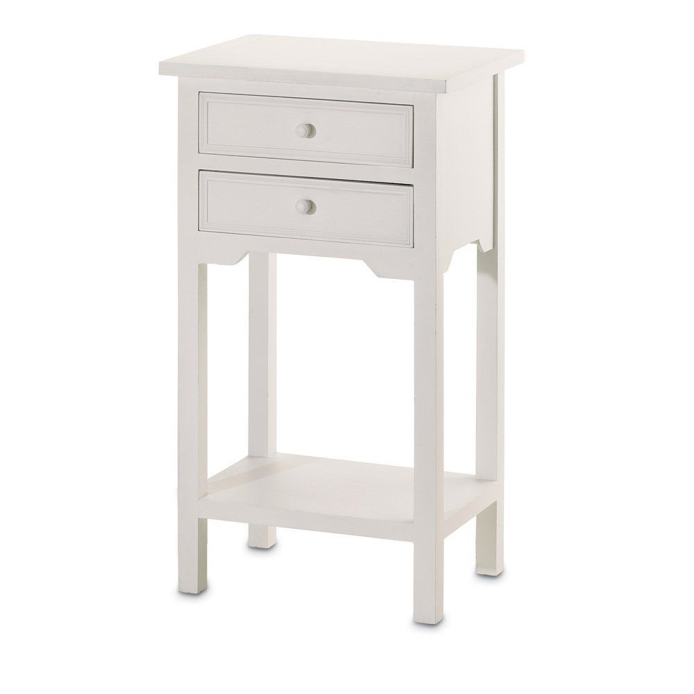 Small End Table With Drawer With Images White End Tables