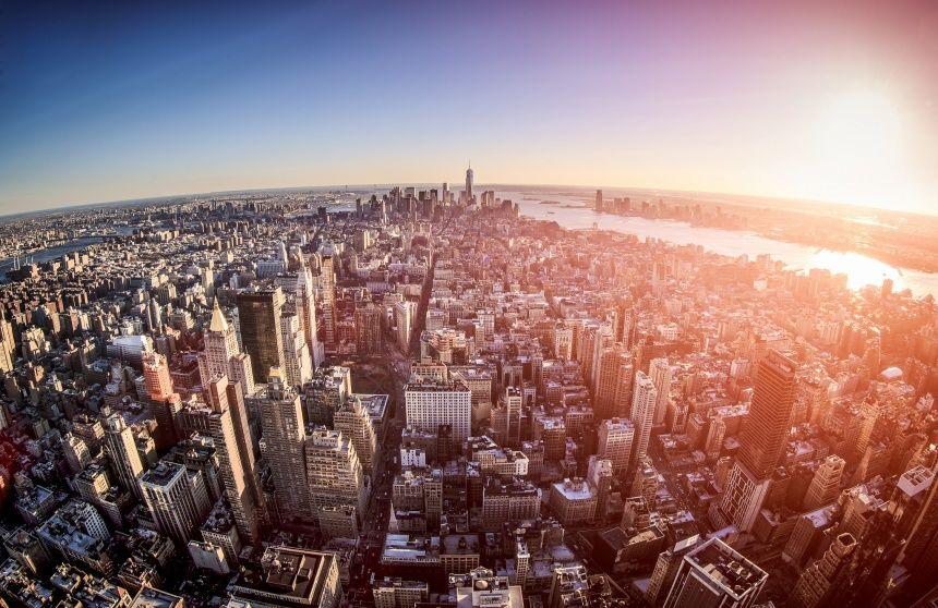Крыши мира: лучшие виды на самые красивые города   Город ...