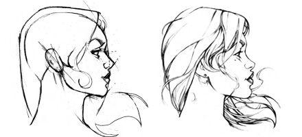 Tutorial Tuesday: Drawing the Female Figure | idrawdigital