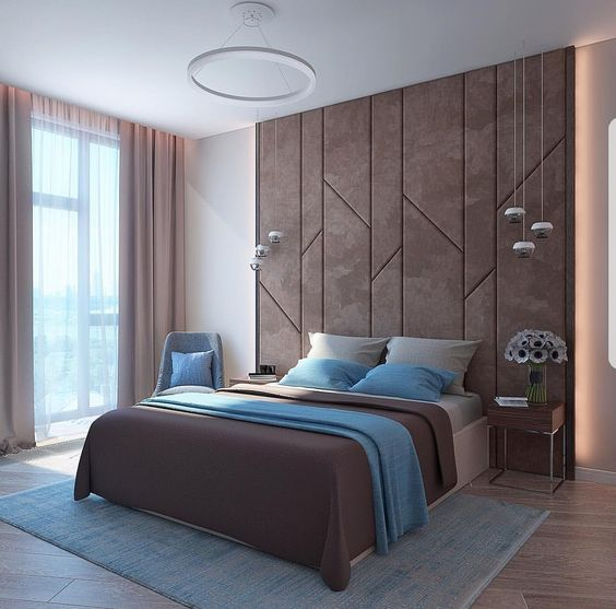 22 Flawless Contemporary Bedroom Designs Luxury bedrooms, Master