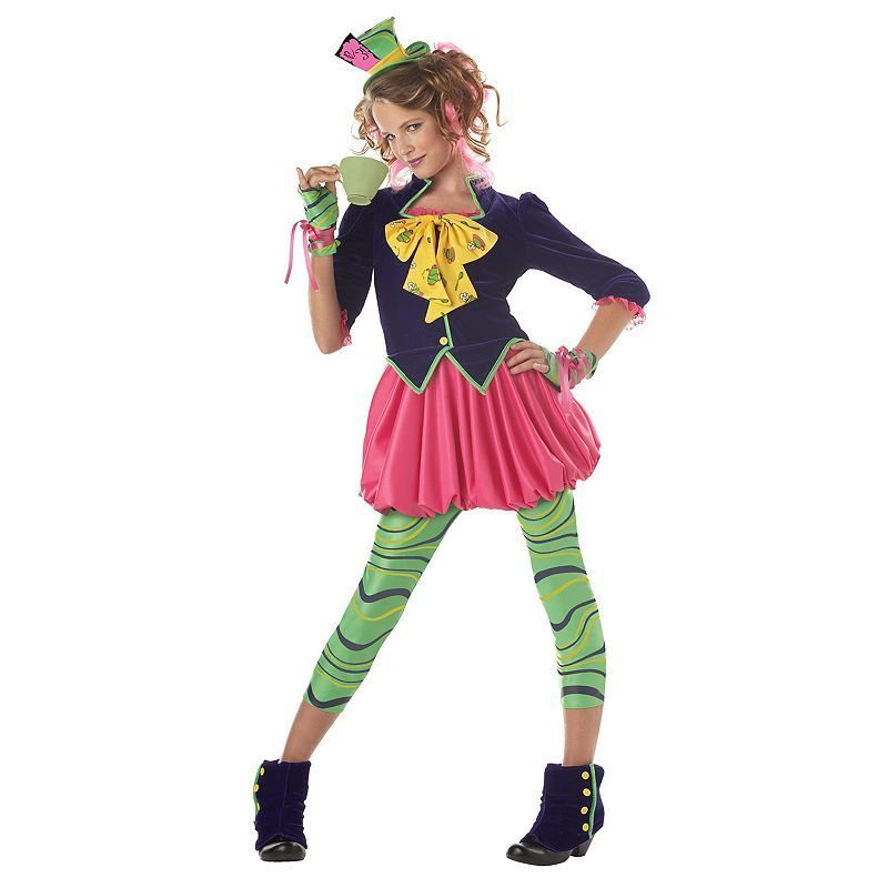 Mad Hatter Costume - Kids, Multicolor Products Pinterest Mad - halloween costume ideas for tweens