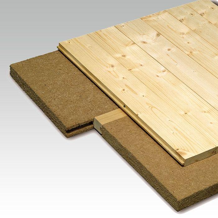 Isolation et pl trerie sols plancher pavatherm profil for Les meilleurs isolants phoniques