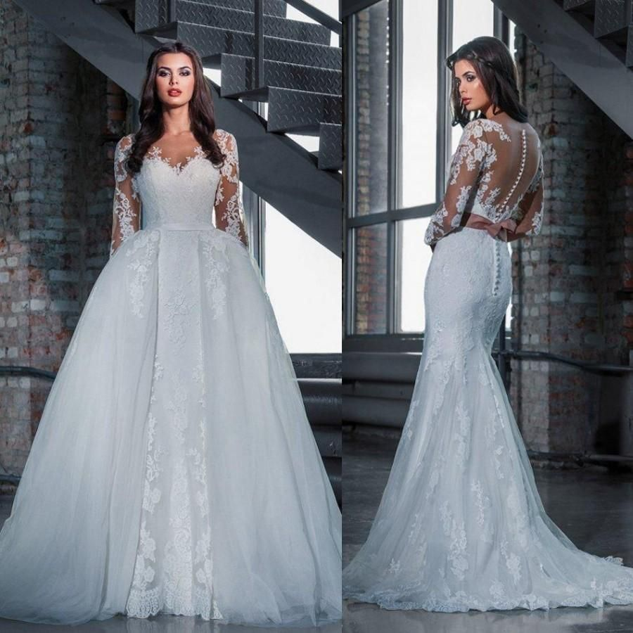 2 in 1 Wedding Dress – Choosing a Wise : Wonderful Wedding Dresses ...