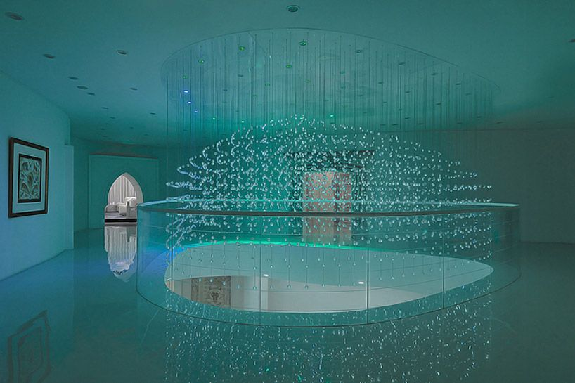 noiz architects finish zhengzhou clubhouse in china
