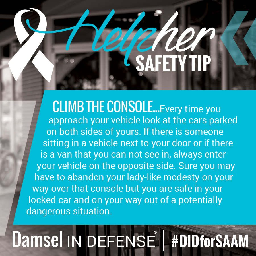 Safety Tip Helpher 3 Mydamselpro Net Nlvdamsel Https Www Facebook Com Nlvdamsel Did Nlvdamsel Stungun Peppe Damsel In Defense Self Defense Tips Damsel