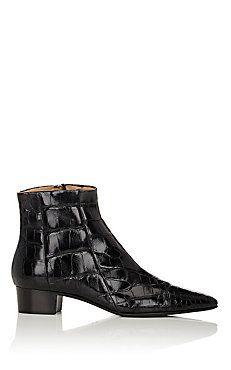 Alligator Ambra Ankle Boots