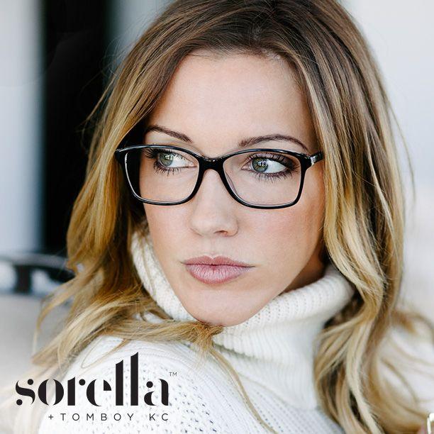 206f12e63e Katie Cassidy of TOMBOY KC wearing the new Sorella Garrison frames. http