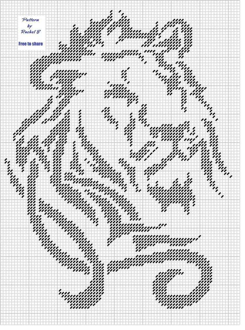 Pin de Mary Maphis en PCBlack &White | Pinterest | Punto de cruz ...