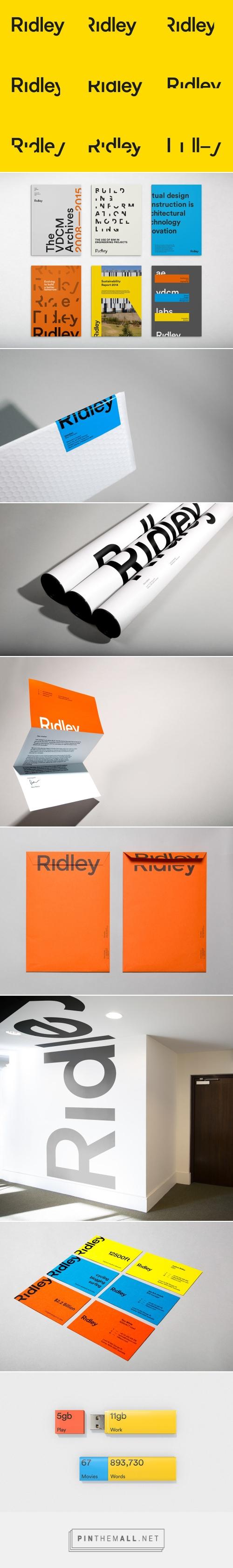 Ridley by Ryan Atkinson / Jason Little / RE: Sydney / Alex Creamer / Shannon Bell / Louise Elliott
