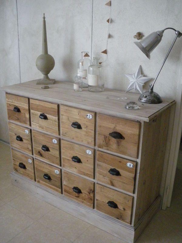 Meuble de metier jolis meubles et accessoires Pinterest
