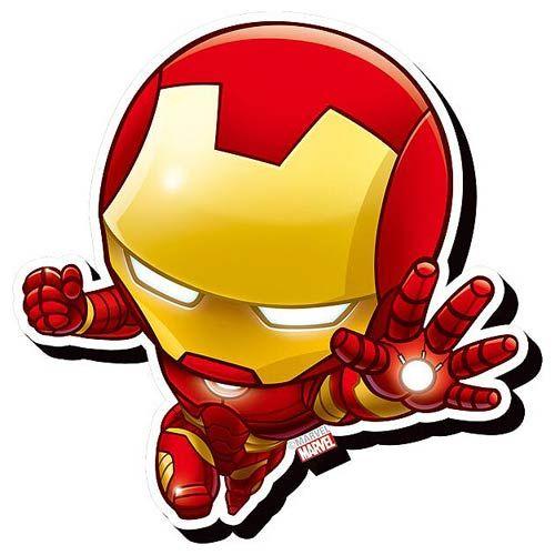 Avengers Iron Man Chibi Funky Chunky Magnet Fotos De Super