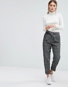 new specials on sale 100% quality Womens pants | Chinos & cropped pants | ASOS in 2019 ...