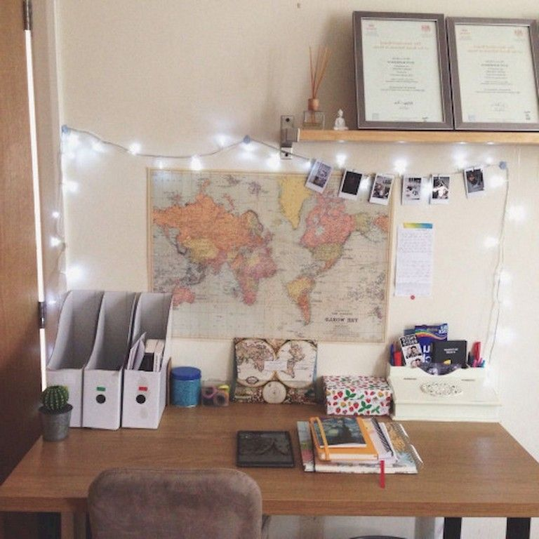 30 Simple And Inexpensive Dorm Room Decorating Ideas Page 31 Of 39 College Dorm Room Organization Dorm Room Organization Dorm Room Decor