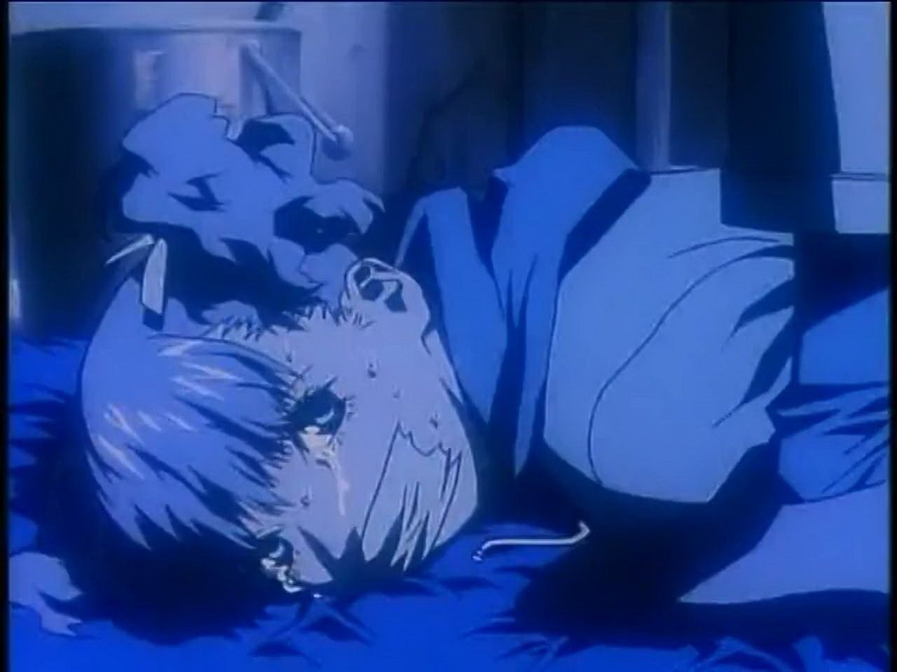 Yasuomi Umetsu Mezzo Forte Anime