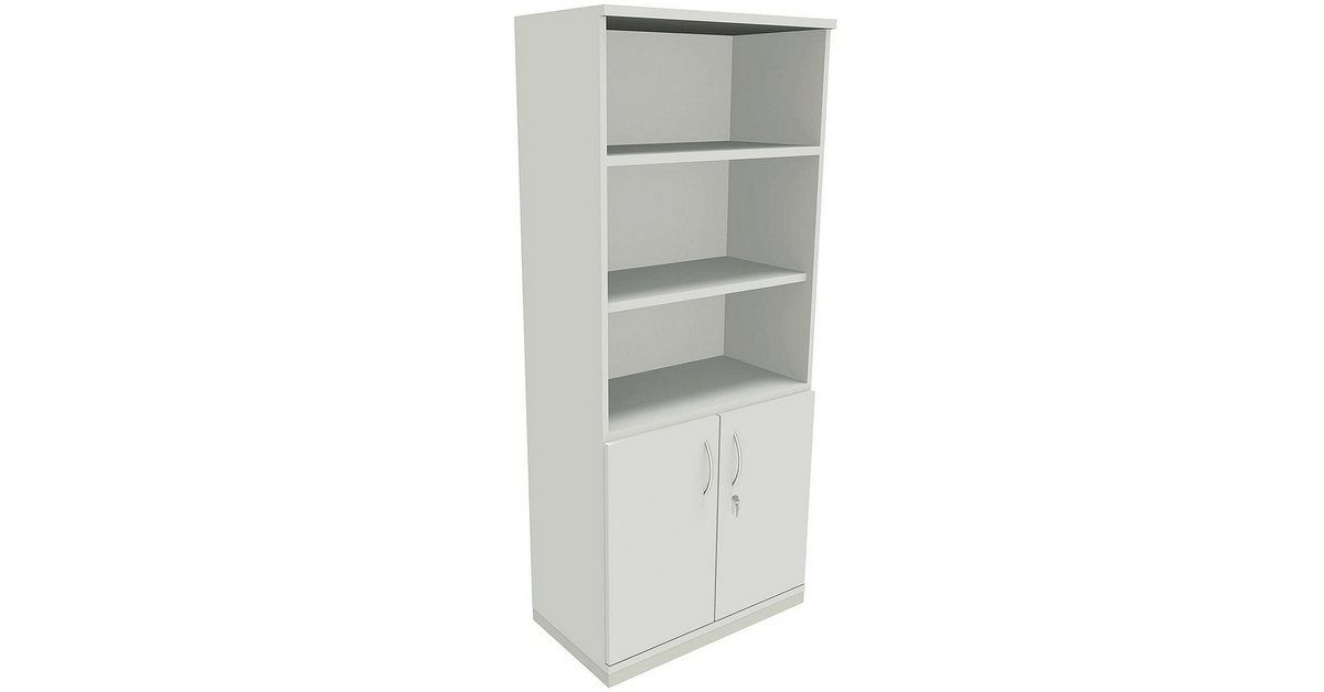 Kombischrank 5 Oh 3 Offene Facher 2 Turen Sidney Locker Storage Furniture Storage