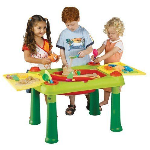 Keter Kidu0027s Play Sand And Water Table Activity Toy | Buy Water Tables