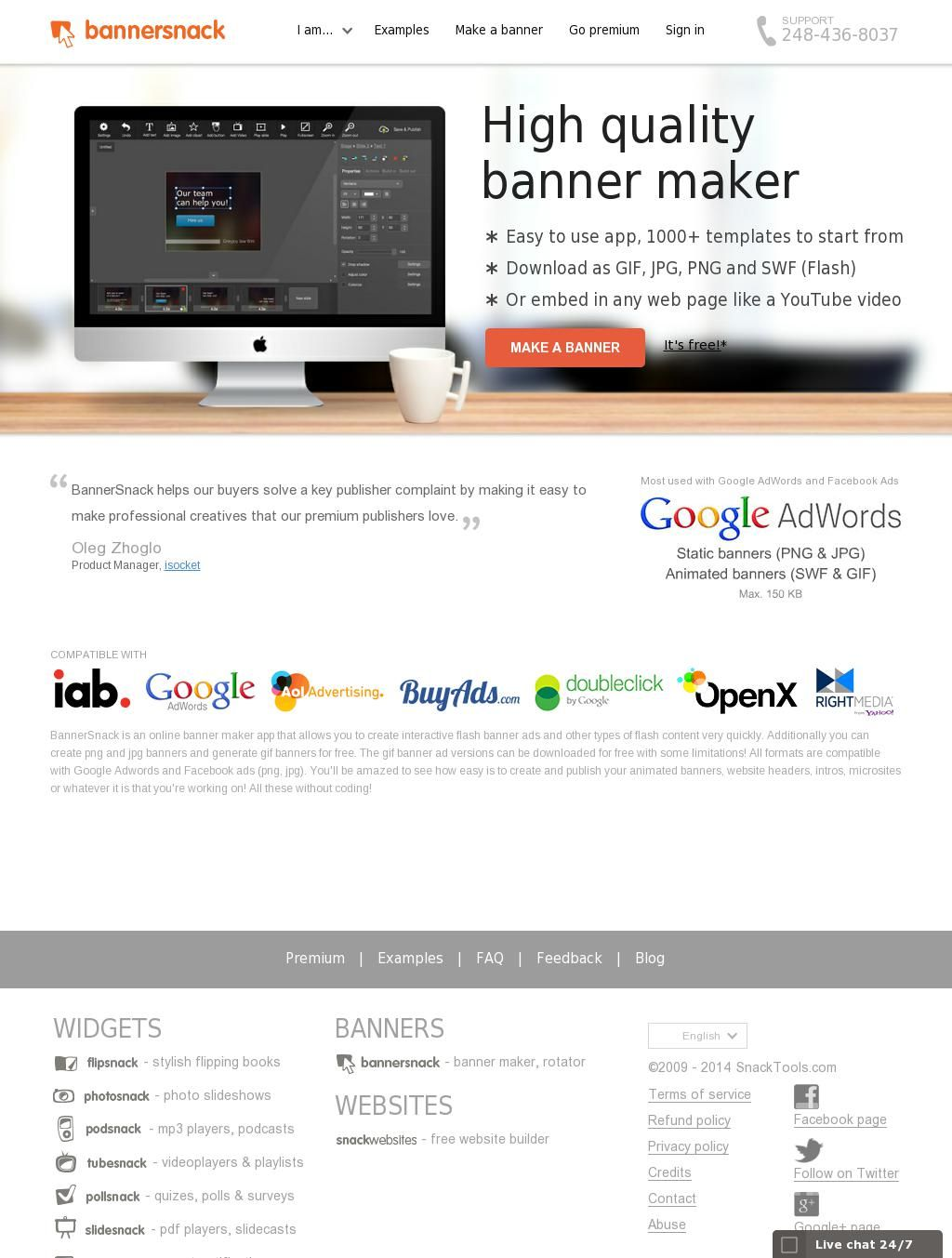 High quality banner maker *Easy to use app, 1000+ templates to start ...