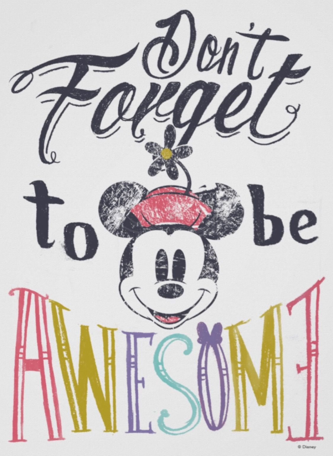Minnie Mouse | Disney birthday quotes, Minnie mouse pictures ...