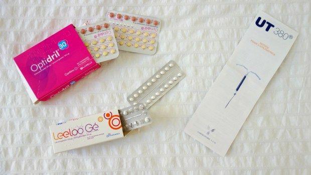 Mon passage de la pilule au stérilet - Tache de Rousseur