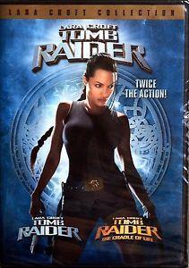 Double Feature Lara Croft Tomb Raider 1 2 The Cradle New Buy 3