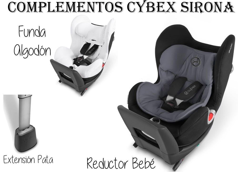 Cybex Sirona Silla Coche Para Bebe Nueva Coleccion 2016