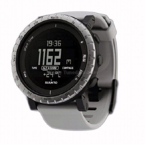 Dusk Gray: Suunto Core Dusk Gray Limited Ed Outdoor Watch Altimeter
