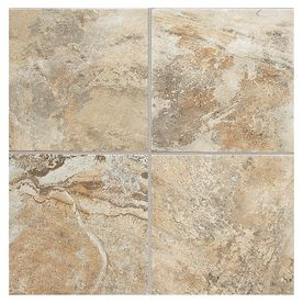Bathroom Tiles Kendal american olean 8-pack kendal slate ambleside beige glazed