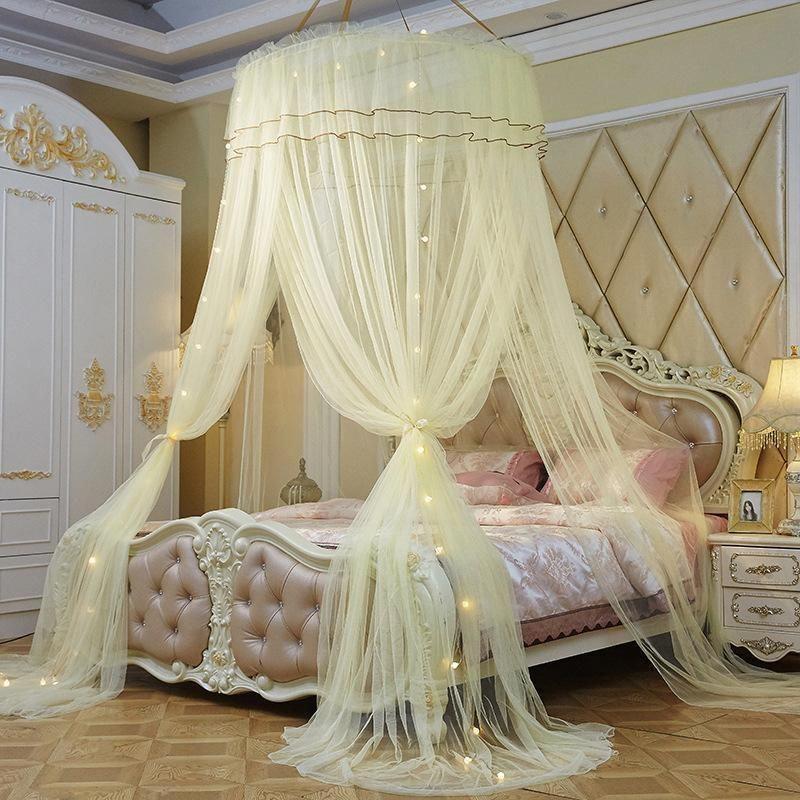 Juliette - Luxury Bed Canopy #vintagebedroom