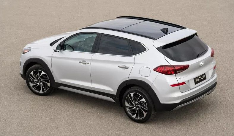 2019 Hyundai Tucson Price Interior And Overview With Images