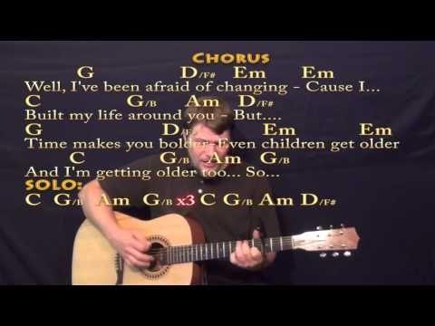 Landslide Fleetwood Mac Strum Guitar Cover Lesson With Chords