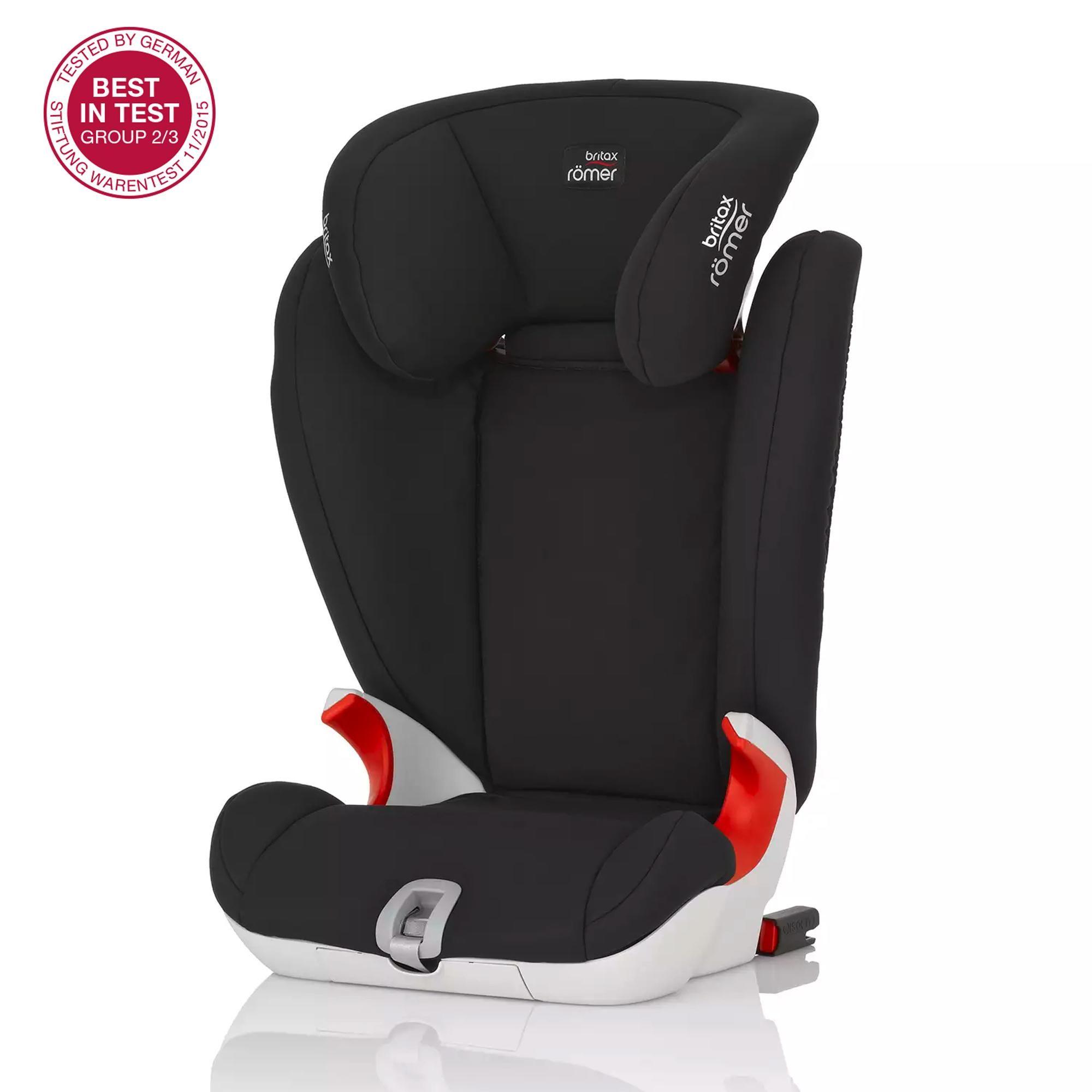 Britax Romer Kidfix Sl Group 2 3 Cosmos Black Car Seat Car Seats Baby Car Seats Booster Car Seat