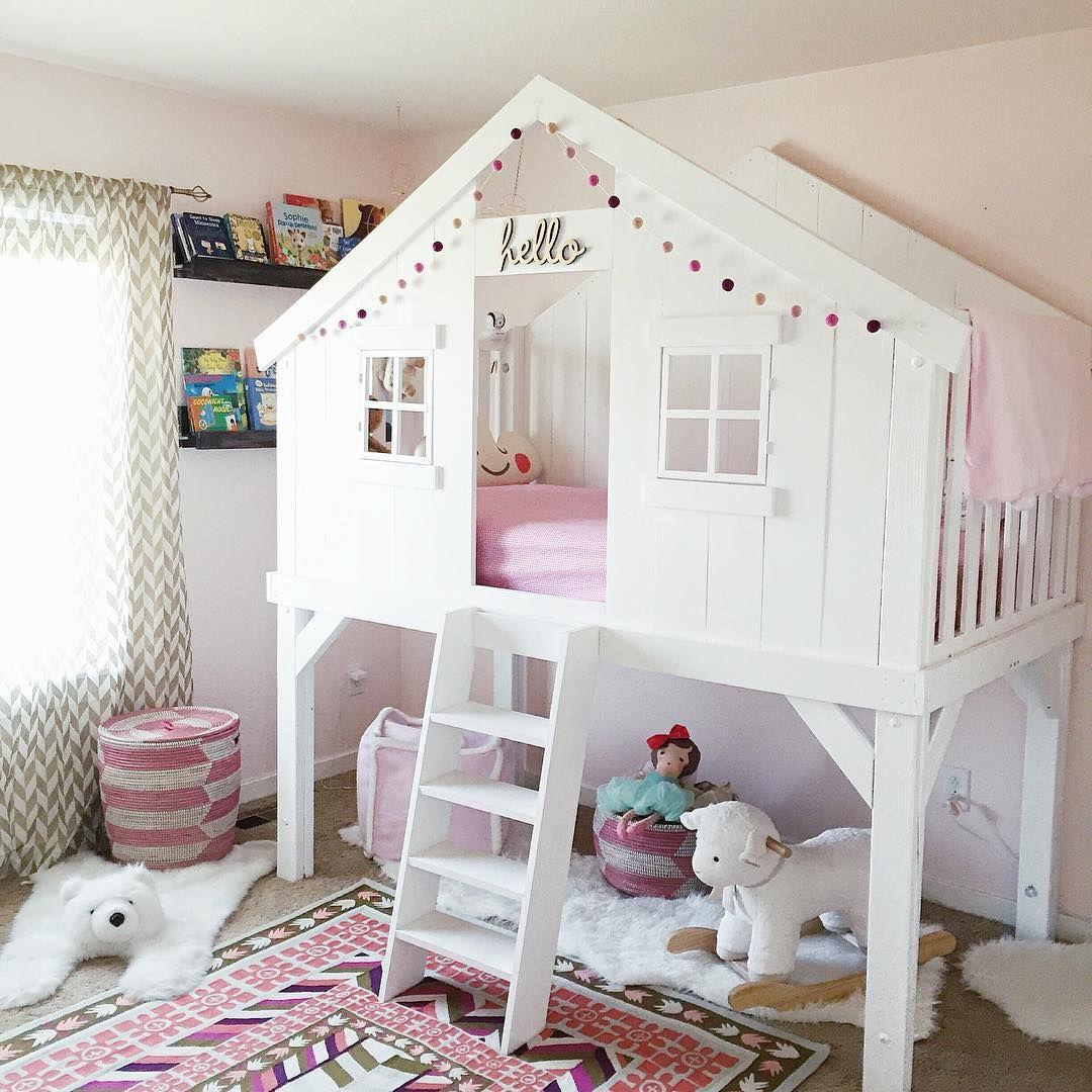 Pin von Anast Asia auf Children\'s Bedrooms & Playrooms | Pinterest ...