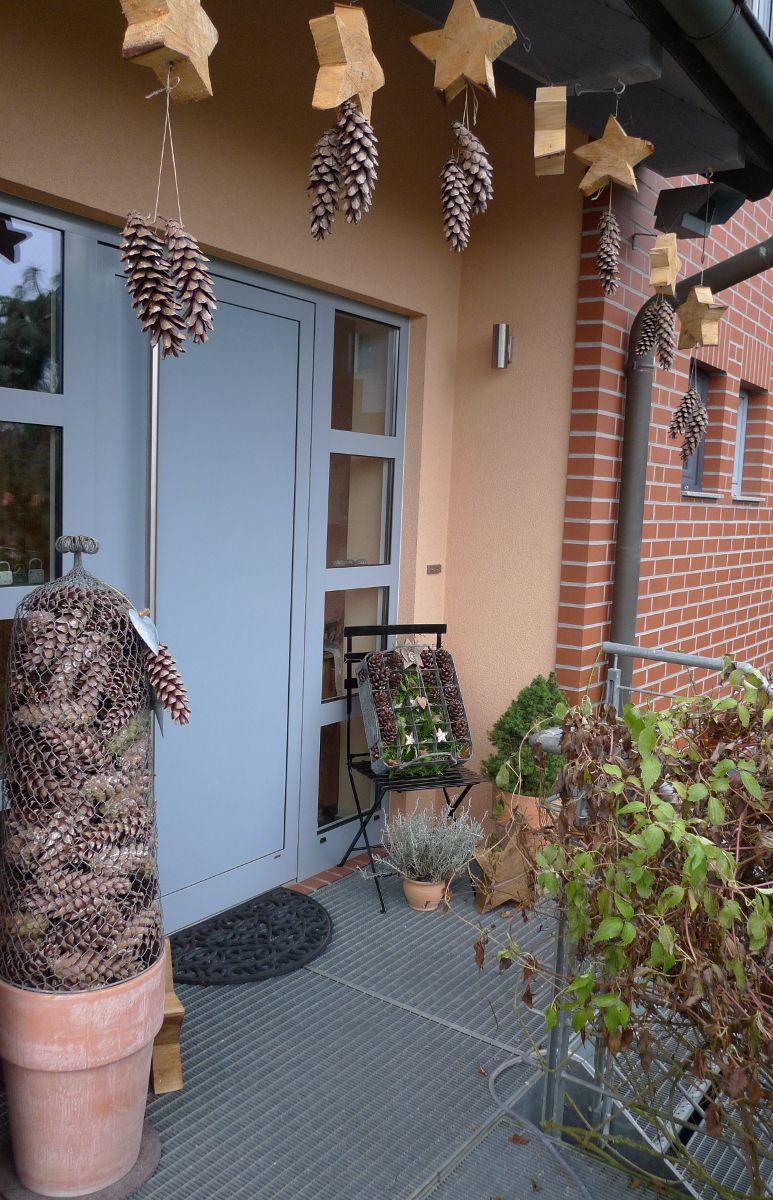 kiefernzapfen sind meine dekowunder deko au endeko. Black Bedroom Furniture Sets. Home Design Ideas
