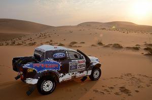 Dakar 2014 Ford