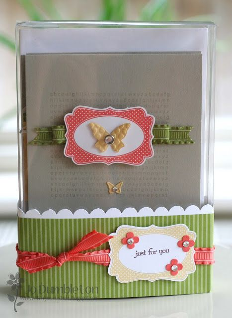 Stampin 'n Stuff: Clean and Simple
