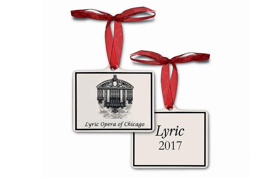 Lyric lyric org : $25. Lyric Opera Ornament. lyricopera.org | *Final Wishlist ...